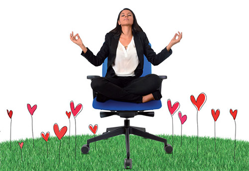 la migliore sedia ufficio per postura corretta