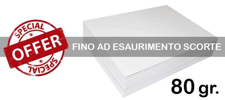 Carta per stampanti economica Rimini prezzo più basso