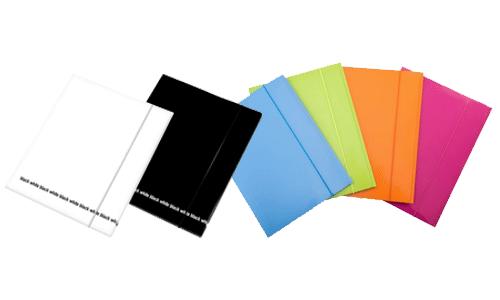 Cartelline con elastico Buffetti
