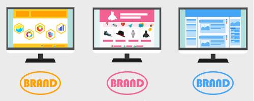Personal Branding, grafica coerente