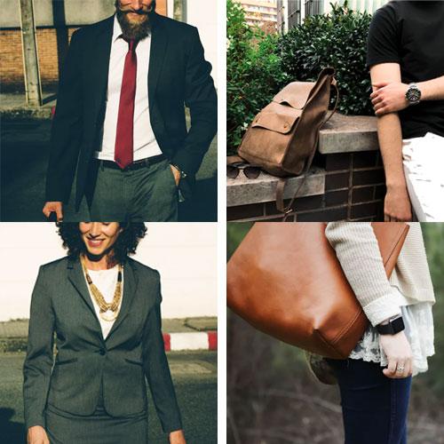Pelletteria e Idee regalo uomo donna casual classico