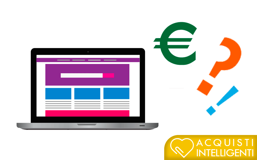 Quanto costa un sito web? Tutto quello che devi sapere PRIMA di spendere un solo €